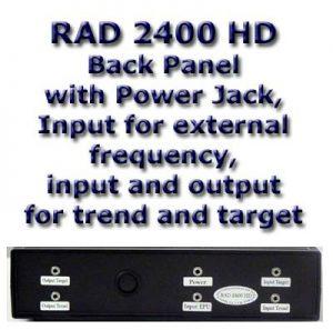 RAD 2400 radionics